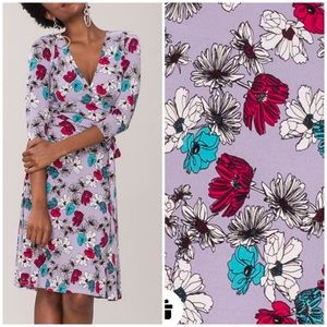 Stitch Fix NWT Leota Reye Jersey Faux Wrap Dress
